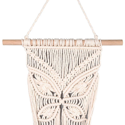 Macrame Hanging Planter Wall Plant Hanger Flower Pot Holder
