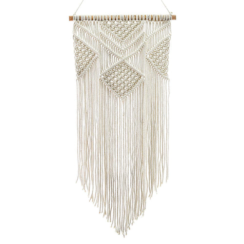 Macrame Wall Hanging Tapestry Vintage Wall Hanging Arts