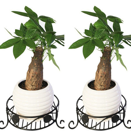 Pack of 2 Short Plant Stand Plant Pot Holders