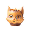Lovely Cat Planter Cute Animal Shape Succulent Plant Pot Modern Handmade Plant Container Succulent Planter