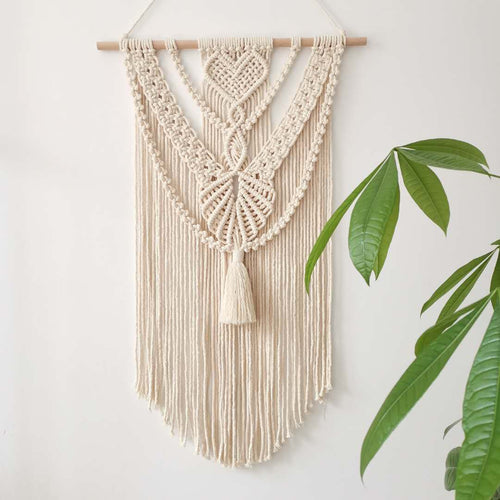 Macrame Wall Hanging Tapestry Modern Macrame Art Wall Decor