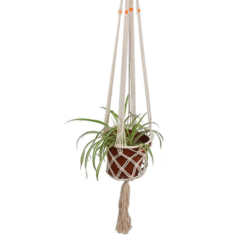 Macrame Plant Hanger Plant Holder Hanging Plant Pot Basket