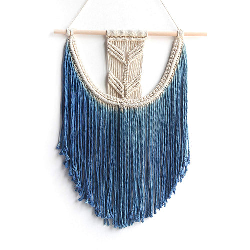 Macrame Wall Hanging Tapestry Wall Decorative Arts