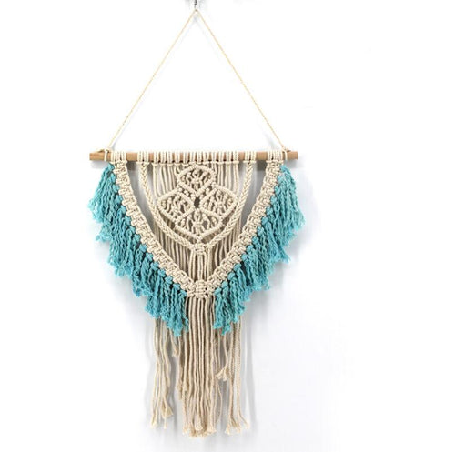 Bohemia Macrame Wall Hanging Tapestry Wall Decorative Arts
