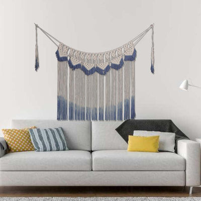 Bohemia Handmade Macrame Wall Hanging Tapestry Wall Decor