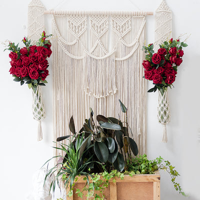 Large Macrame Wall Hanging Macrame Tapestry Wall Decor