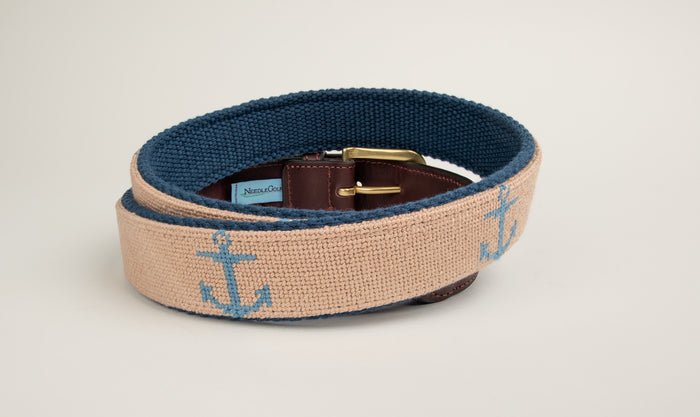 Needlepoint Canvas Belts