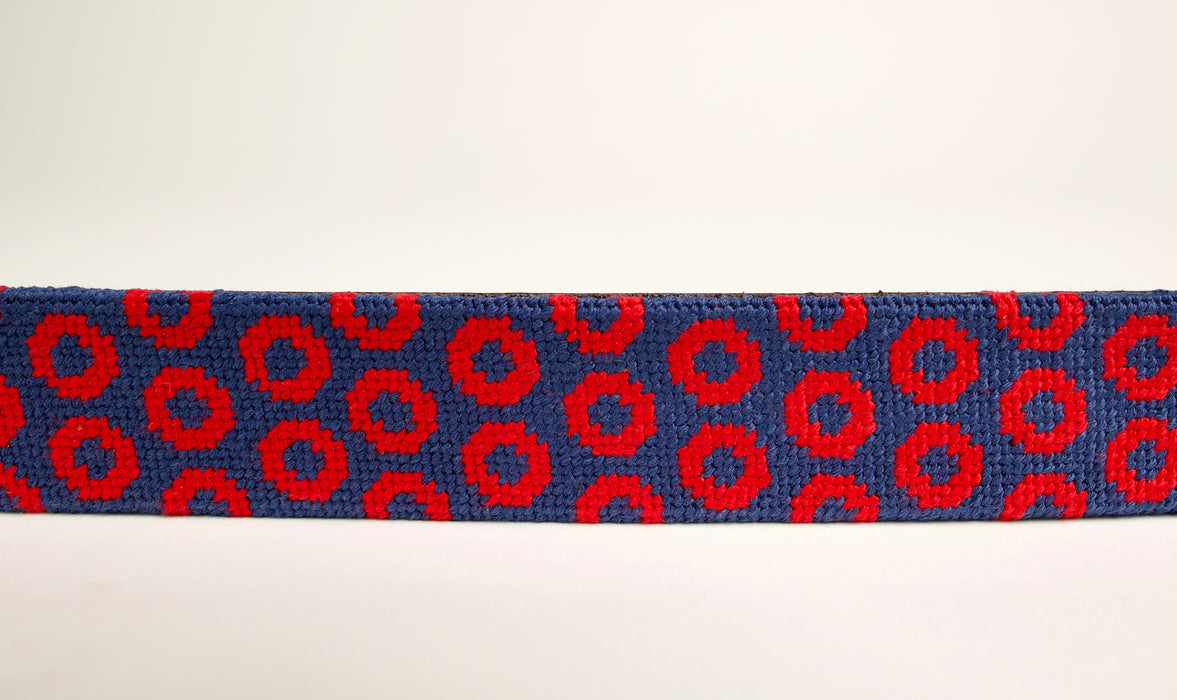Fishman Needlepoint Belt