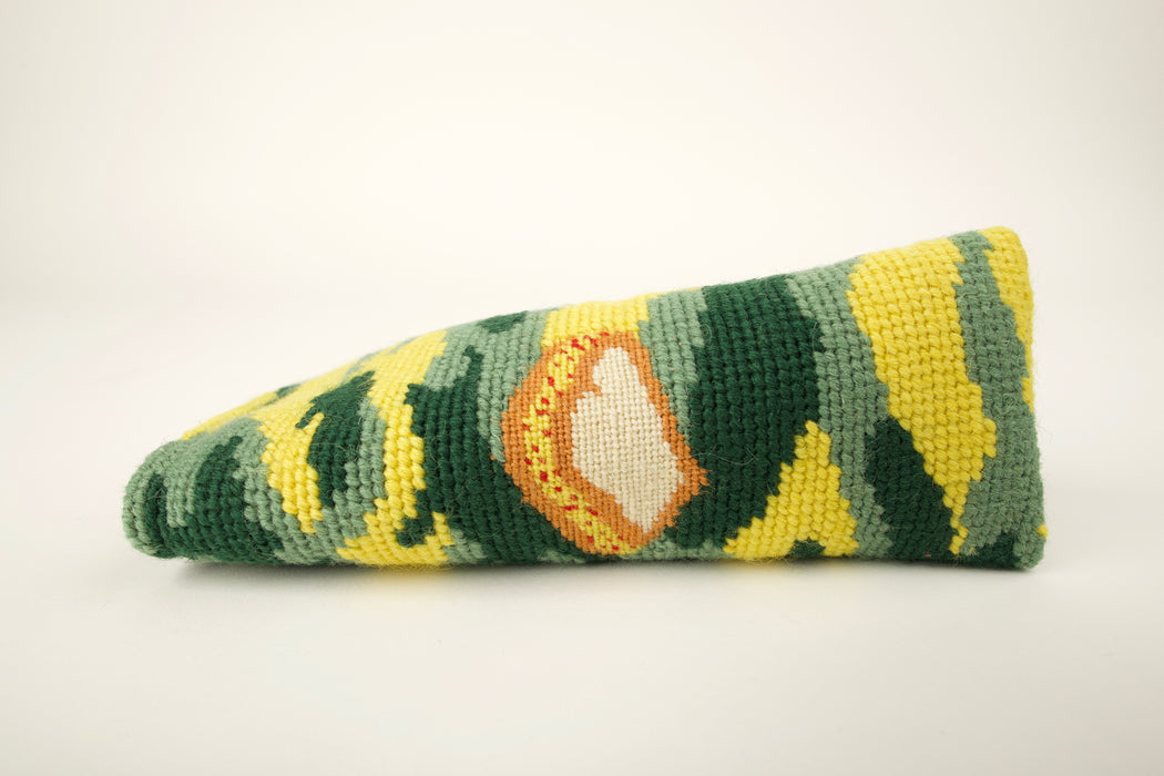 Pimento Cheese Blade Putter Headcover