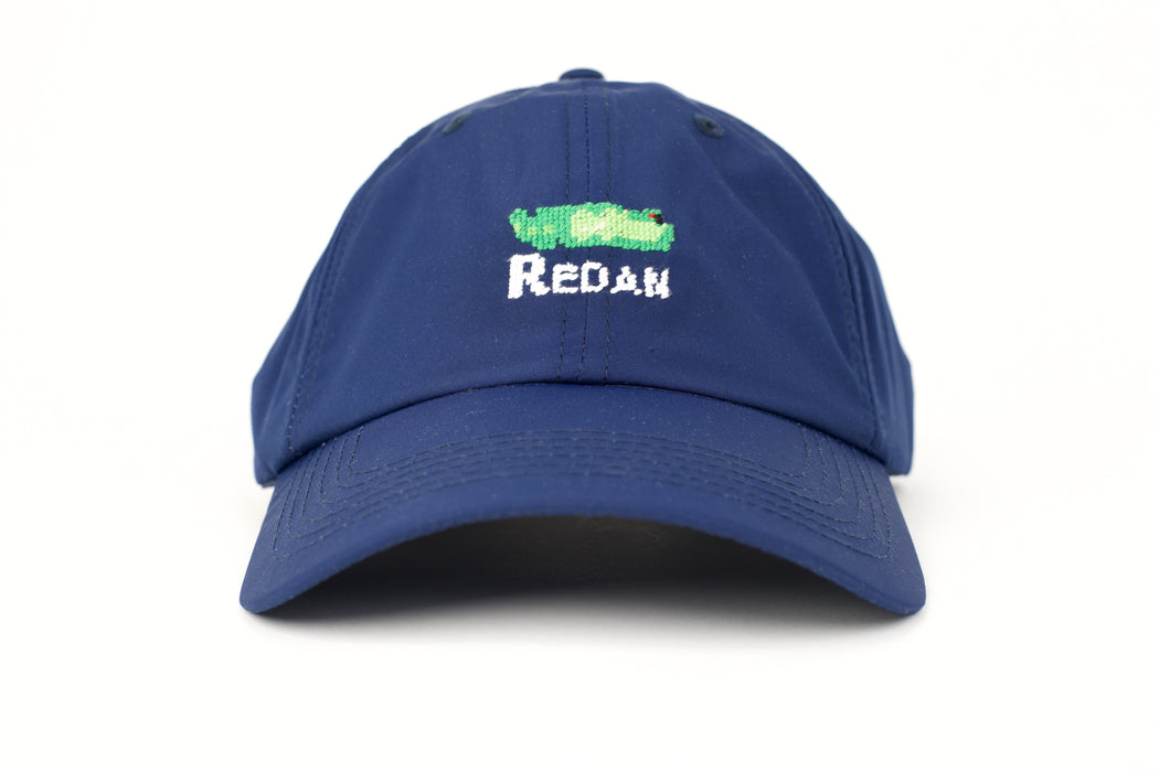 Template Hole Needlepoint Performance Hat