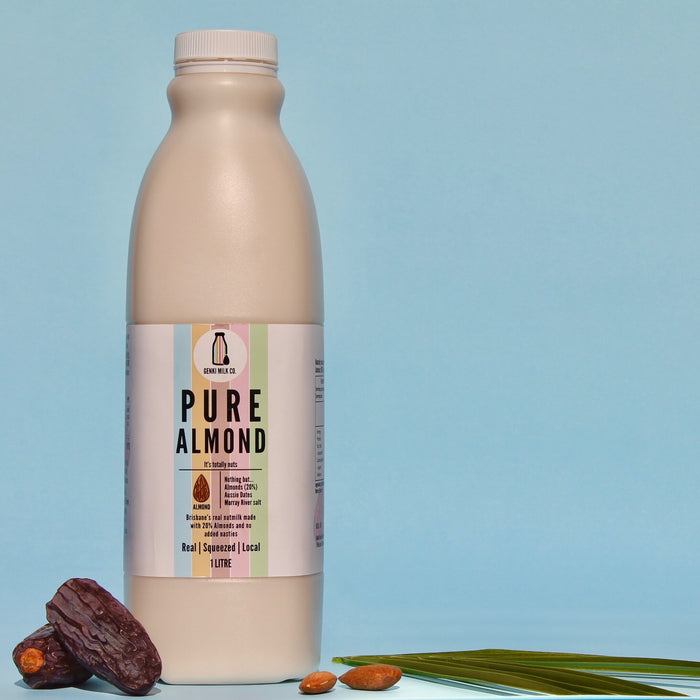 PURE ALMOND MILK (1L)