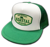 Koastal Hat Surf To Street - Green