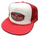 Koastal Hat Surf To Street - Red