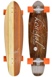 "Koastal 37"" Two Face Skateboard Complete"