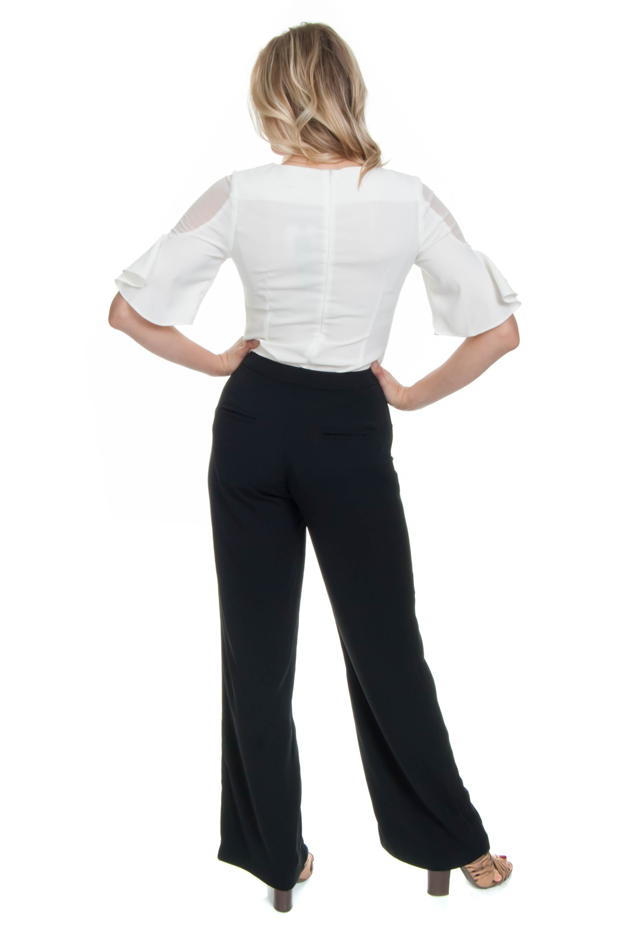 The Eleanor Trouser [Product_type], [Product vendor]- Oliver's Attic