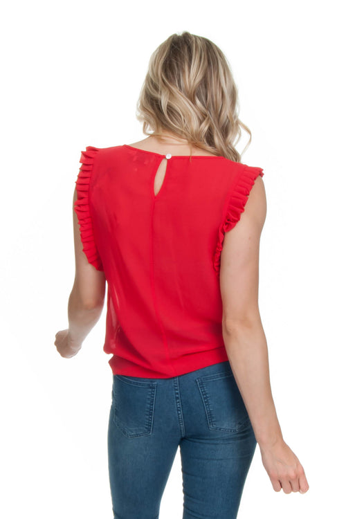 The Red Ruffle