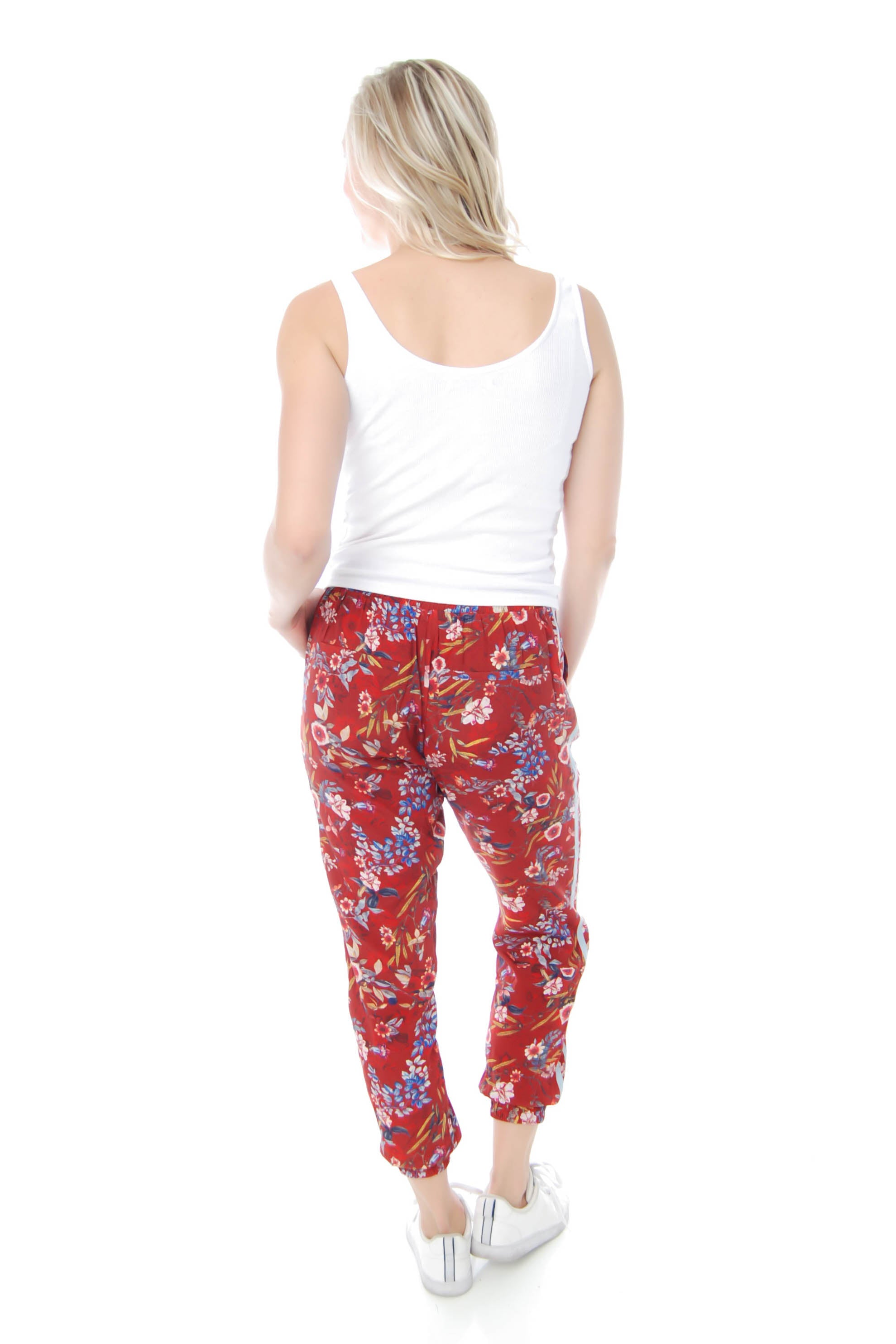 The Floral Jogger [Product_type], [Product vendor]- Oliver's Attic