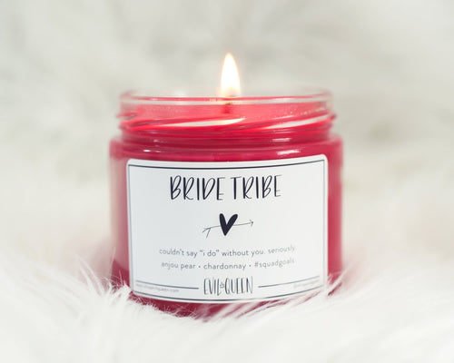 Evil Queen Candle: Bride Tribe