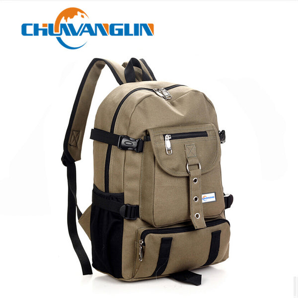 New Fashion Arcuate Shoulder strap zipper solid casual backpack