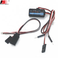 Original Flysky FS-CVT01 Voltage Collection Module For FSi6 FSi10 iA6B iA10 Receiver Rc Parts