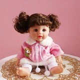 Soft Silicone Reborn Baby Realistic Vinyl Doll