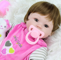 15.7 inch Silicone Reborn Baby Doll