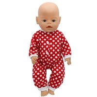 "Baby Doll Clothes Fit 43 cm/17""  Baby Doll Cute Jackets and Jumpers Rompers"