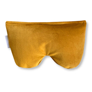 Turmeric Velvet Scented Eye Pillow