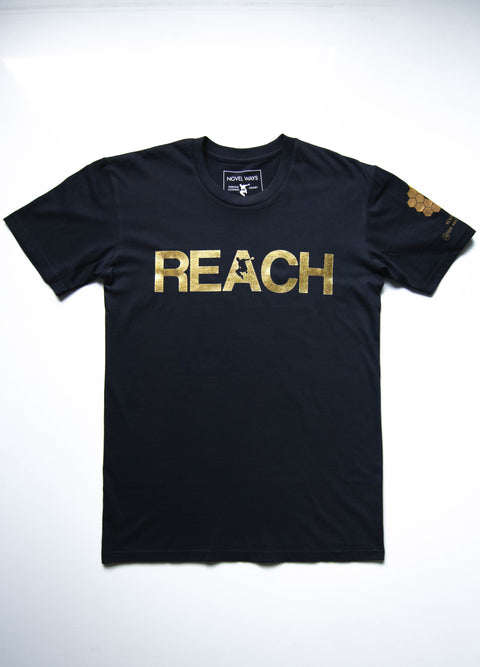 Navy - 10 Year Anniversary Edition REACH/ESCAPE - parkour t-shirt