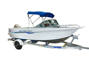 Gleam Boat Complete Detail (Priced per linear ft.)