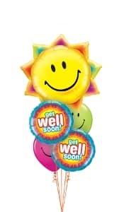 Get Well Balloon Gifts
