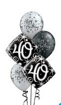 Age Birthday Balloon Gifts