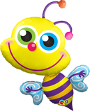 Smiling Bee Shape
