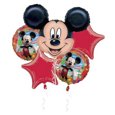 Mickey Mouse Happy Birthday Balloon Gift