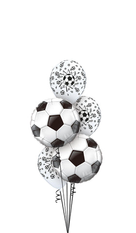 Soccer Ball Arrangement