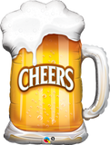 Cheers, Beer Mug Shape