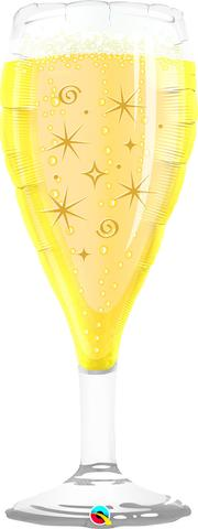 Champagne Glass Shape
