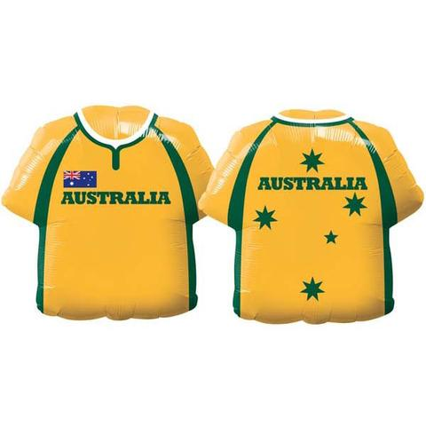 Australian Football Jersey Shape