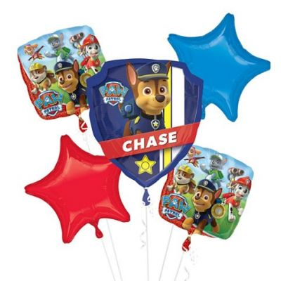 Paw Patrol Birthday Balloon Gift