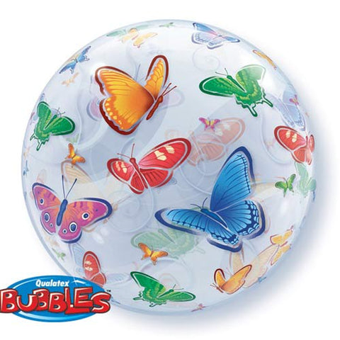 Butterflies Bubble