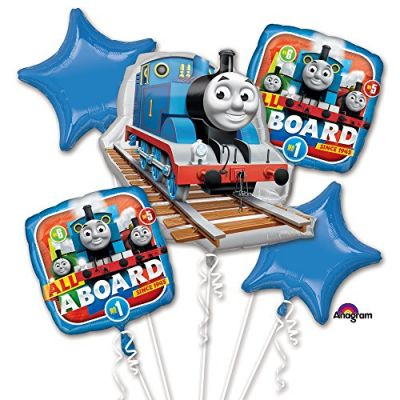 Thomas the Tank Engine Balloon Gift