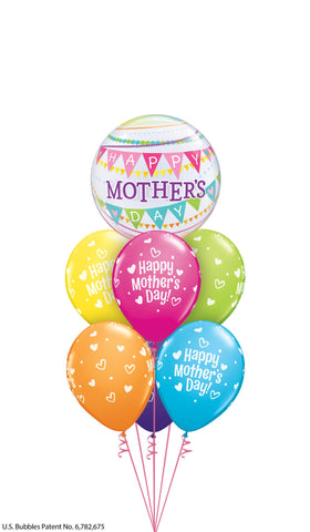 Happy Mother's Day Banner Balloon Gift