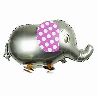 Elephant Walking Pet Balloon