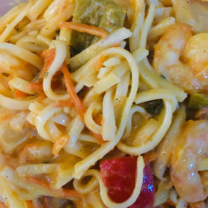 Panang Curry Noodle Bowls (choice of protein)