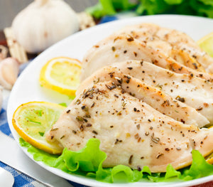 Paleo Honey Lemon Chicken (Breasts)