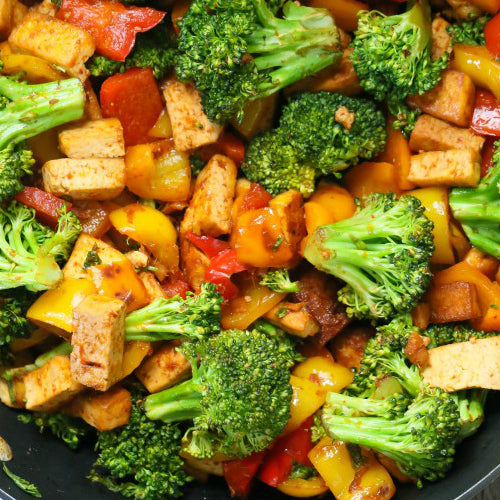 Tofu Stir Fry Kit