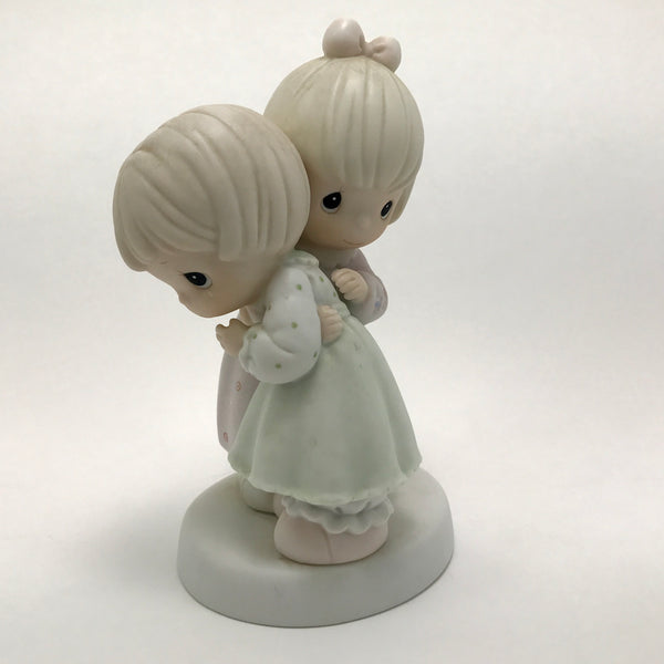 Precious Moments That's What Friends Are For Figurine - Blue Plum Collections