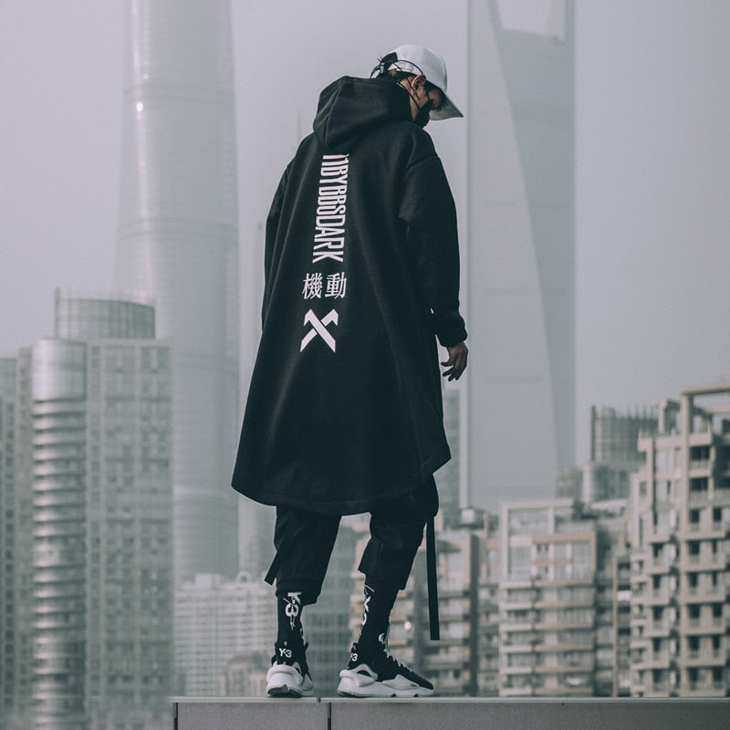 Urban X long jacket