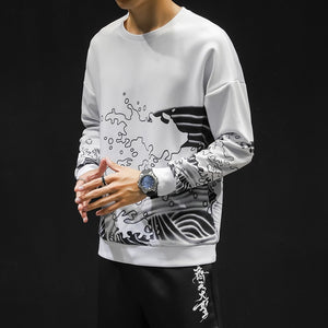 Lucky dragon sweatshirt