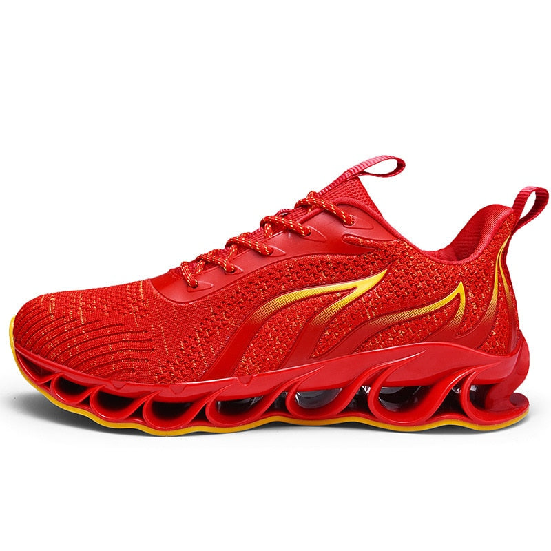 Loki flame sneakers